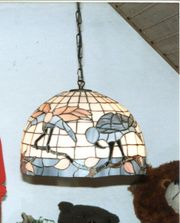 Tiffanylampe Unikat