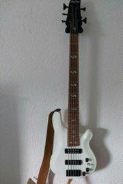 5Saiter Bass Harley Benton