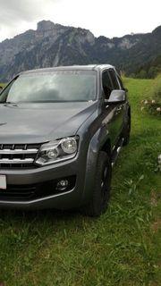 VW Amarok DSG