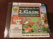 Lernsoftware 2 Klasse PC CD-ROM