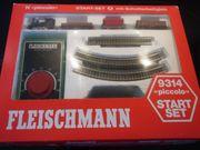 Fleischmann Piccolo Starterset mit OVP