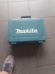 Makita leerer Koffer zu verschenken