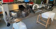 Waterrower Rudergerät S1 Edelstahl mit
