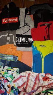 diverse Kleidung Gr 140 - 164