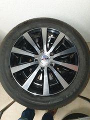 16 Zoll Alufelgen mit Reifen