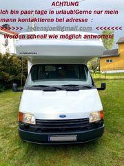 Wohnmobil Alkoven Ford Transit 2