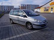 Peugeot 807 - Der Lockdown zwingt