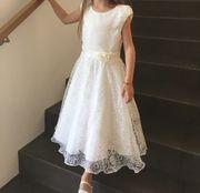 Erstkommunions Kleid