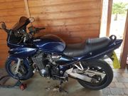 Suzuki Bandit 1200 S blau