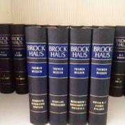 Brockhaus - Enzyklopädie - mit CD s -21-teilig -