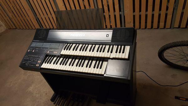 Farfisa Orgel TS 600 Modell