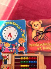 Uhren- Schnürsenkelbuch Rechner