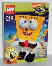 LEGO 3826 Sponge BOB NEU