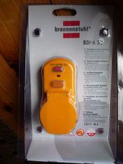 Brennenstuhl BDI-A 30 Personenschutzadapter neu
