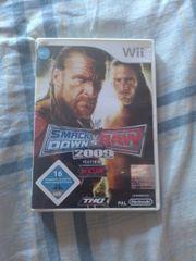 smackdown Spiel für die Wii