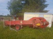 Ladewagen Bautz