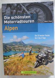 Die schönsten Motorradtouren Alpen Heinz