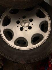 Mercedes Alufelgen
