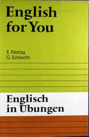 Englisch for you - Englisch in