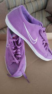 Nike Sneaker Freizeitschuh Damen Stoff