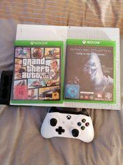 Xbox OneS inkl Controller und