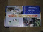Haustürvideoanlage ST-3000 Neu