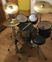 Drumset Pearl Vision Jet Black