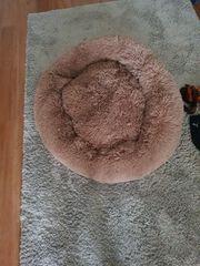 Kuscheliges Hundebett Braun