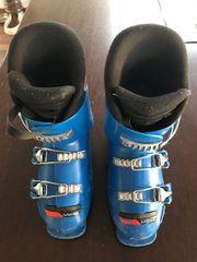 Skischuhe Lange Flex 50 blau