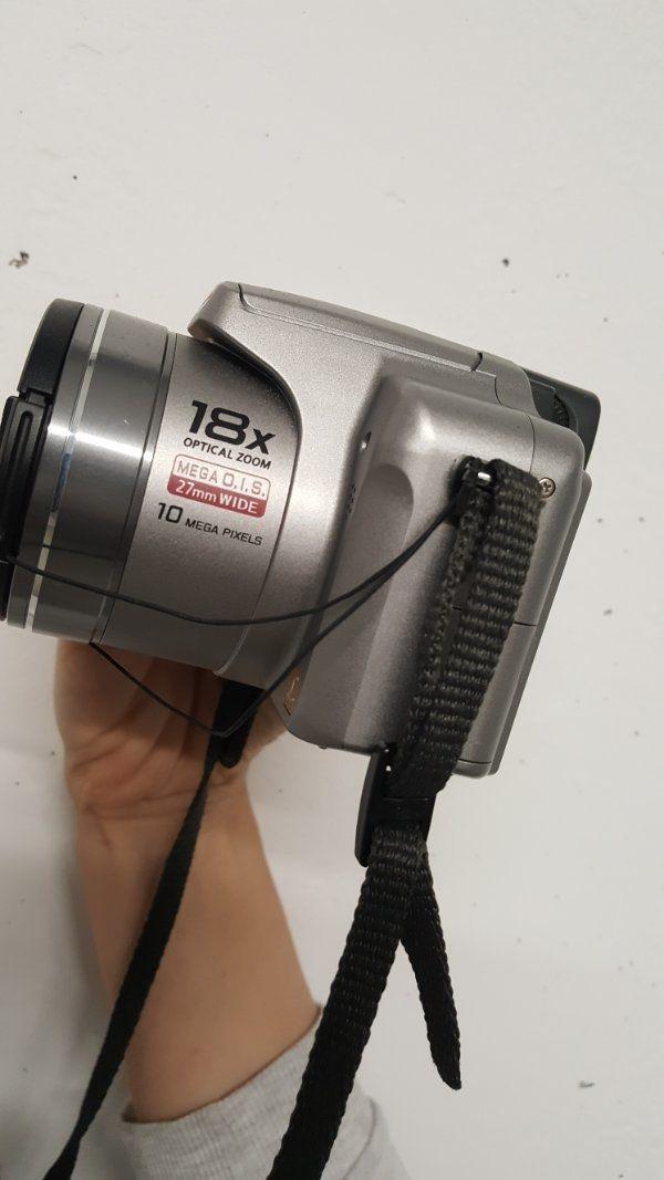 Top Panasonic Kamera! #Lumix 18x Optical Zoom