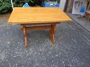 Tisch Massivholz zum Ausziehen