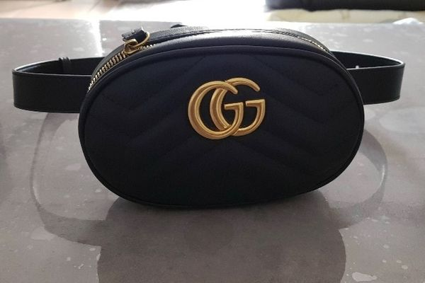 Gucci GG bauchtasche