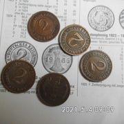 2 Reichspfennig 1924
