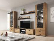 Schrankwand Wohnzimmer -Set SOHO 4