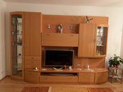 Dekorativer Wohnzimmerschrank
