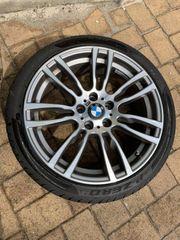 BMW 3er Alufelgen mit P-Zero -