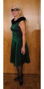 Festliches schimmerndes Kleid Gr 40