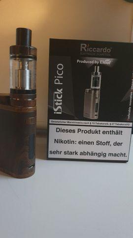 E-Zigarette/E-Shisha