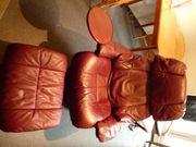 Stressless Relaxsessel mit Hocker und