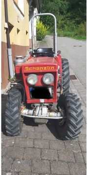 Traktor Schanzlin