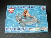 Pool Elefantenpoll