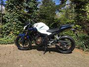 Honda CB 500 F aus