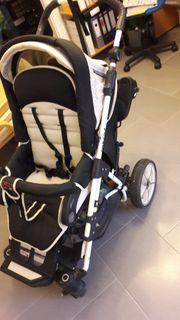 Hartan Sprint Kombi Kinderwagen Buggyboard