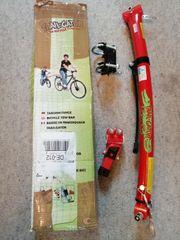 TRAIL-GATOR Fahrradstange Abschleppstange Kinder Fahrrad