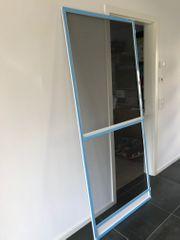 Fliegengitter Tür weiss 923x2092mm - NEU