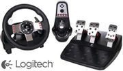 Logitech G27 Racing Wheel - Wenig