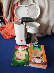 Severin Kaffeemaschine klein