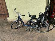 Frauen Fahrrad 26