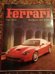 Ferraribuch v Ingo Seiff neu