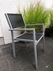 Gartenstühle 4 Stück